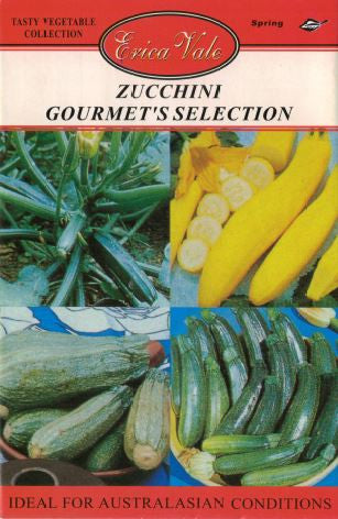 Zucchini Gourmet's Selection