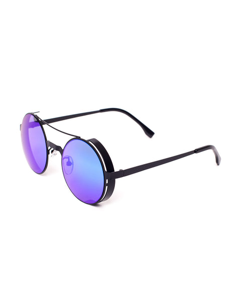 Robo Black Sunglasses