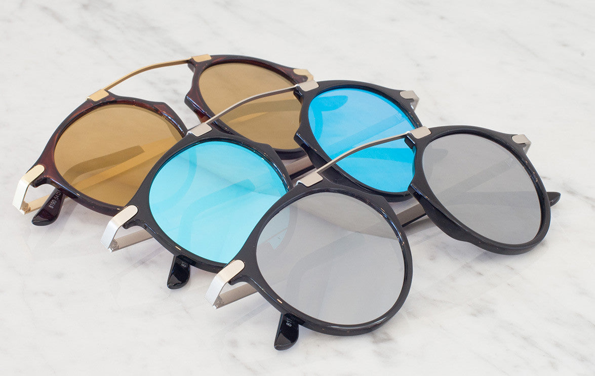EIGHTY6 Overhang Sunglasses
