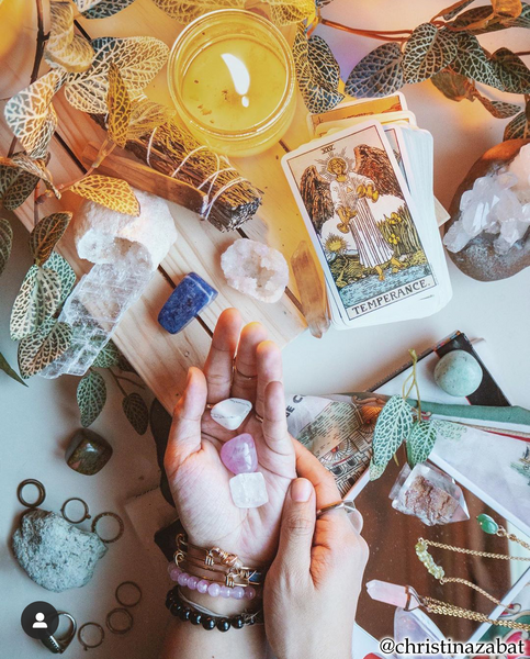 Why and How to Cleanse Your Crystals