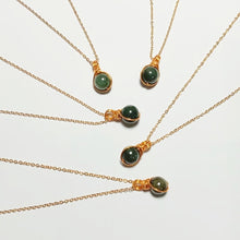 Dew Necklace - Jade
