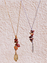 Fae Necklace - Mookaite Jasper