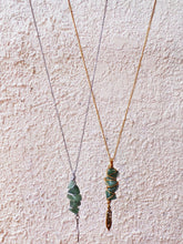 Fae Necklace - Aventurine
