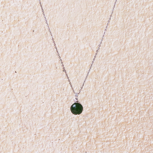 Dew Necklace - Aventurine