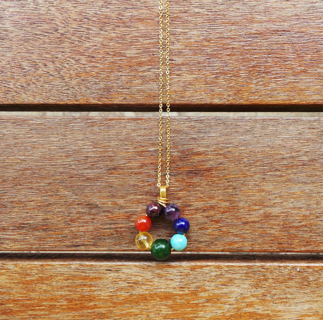 Isabelle Necklace - Balance in Life