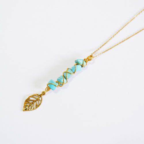 Fae Necklace - Turquoise
