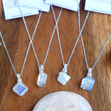 Free-form Opalite Necklace