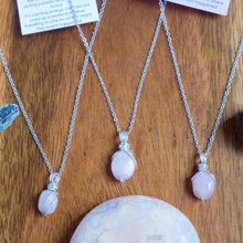 Free-form Kunzite Necklace