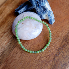 Canadian Jade 4mm Faceted