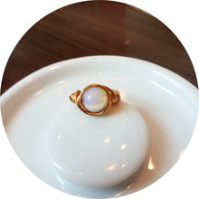 Simple Ring - Opalite