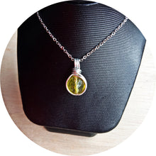 Dew Necklace - Peridot