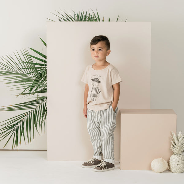 Rylee + Cru Pirate Parrot Basic Tee