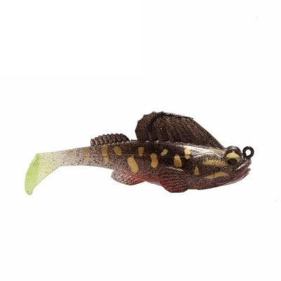 FISHMAN Phantom Gobi - Black Chartreuse - Lures (Saltwater)