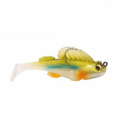 FISHMAN Phantom Gobi - Olive Blue - Lures (Saltwater)