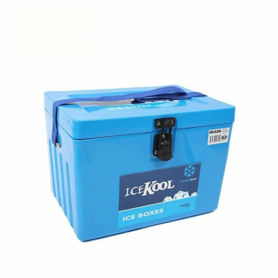 Ice Kool Cooler Box - 20L - Coolers & Fish Bags Accessories (Saltwater)