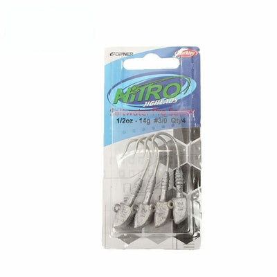 Jig Nitro Owner 3/0 - 1/2oz - Hooks Terminal Tackle (Saltwater)