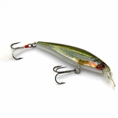 Minnow Jerk SD3 - Bass Hologram - Hard Baits Lures (Freshwater)
