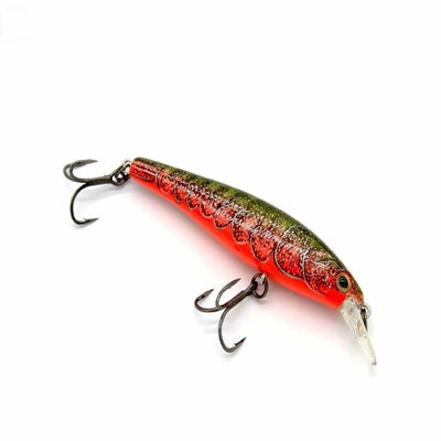Tiger 3 SD5 - Red Demon - Hard Baits Lures (Freshwater)