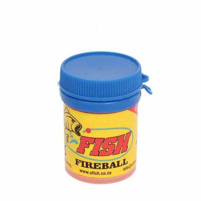 Ufish Dots 50ml - Fireball - Carp Baits (Freshwater)