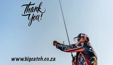 Big Catch Fishing Tackle - Thank you to our Big Catch Supporters
