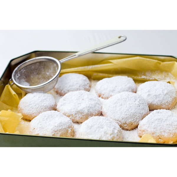 Greek Cuisine Vaud Almond Cookies