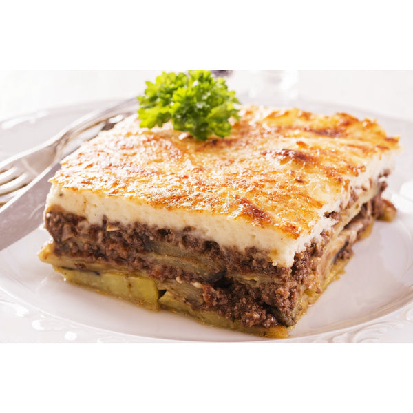 Greek Cuisine Vaud Greek Mousaka