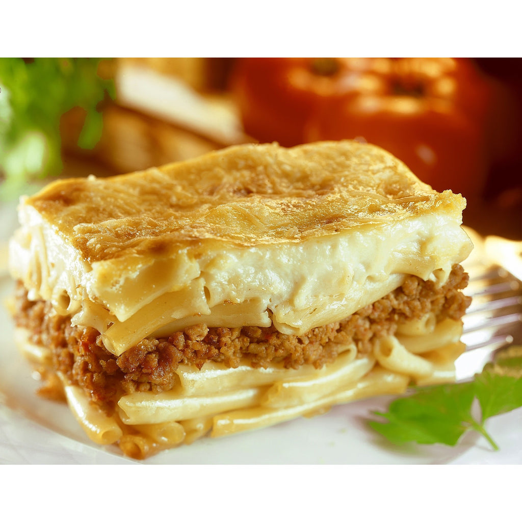 Greek Cuisine Vaud Pastitsio
