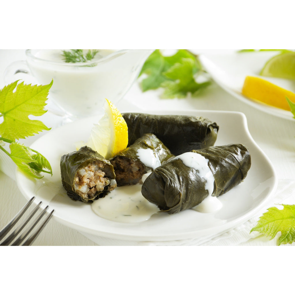 Greek Cuisine Vaud Vine Leaves - Dolmadakia