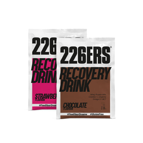 226ERS RECOVERY DRINK TESTER