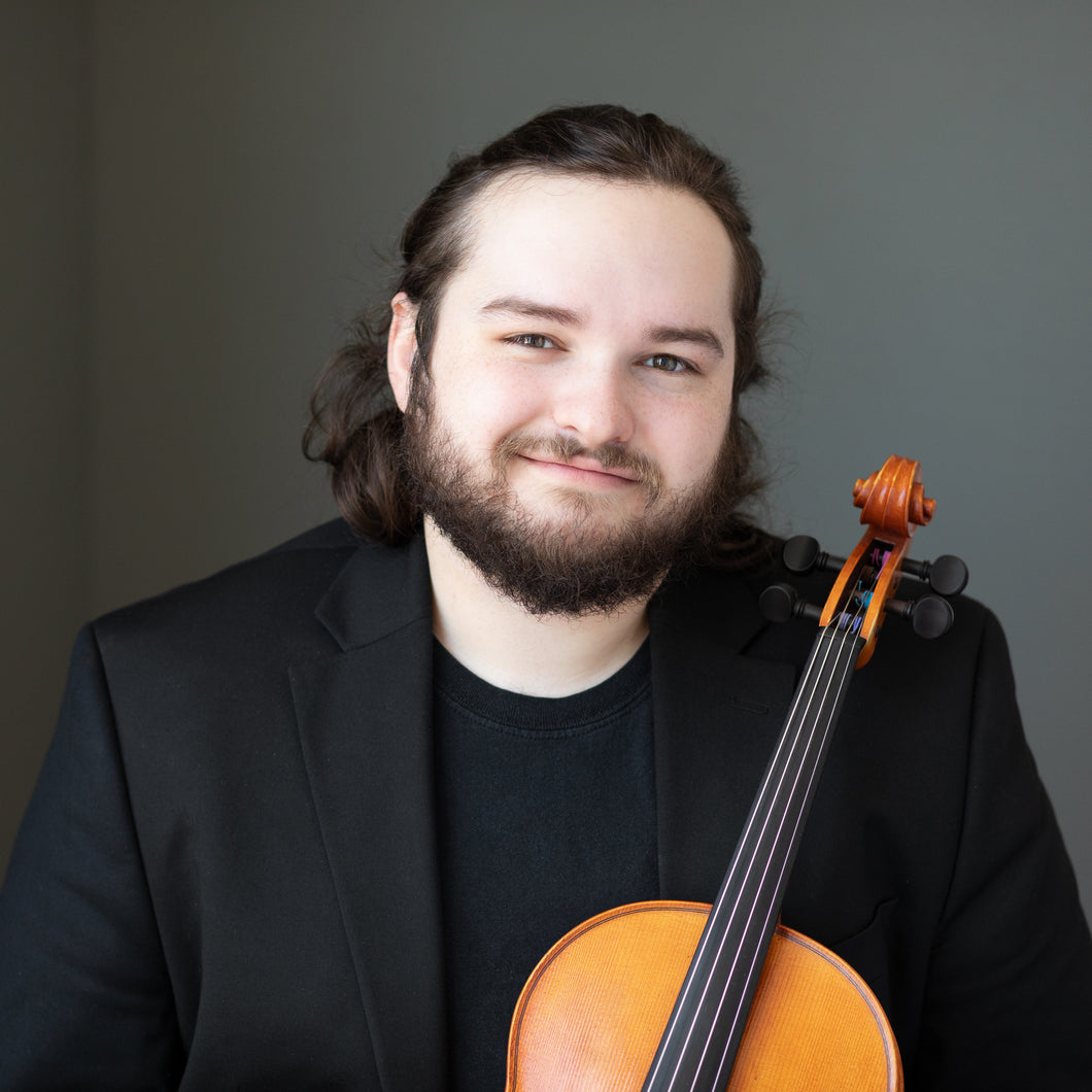 Violin / String Section | Patrick Monnius