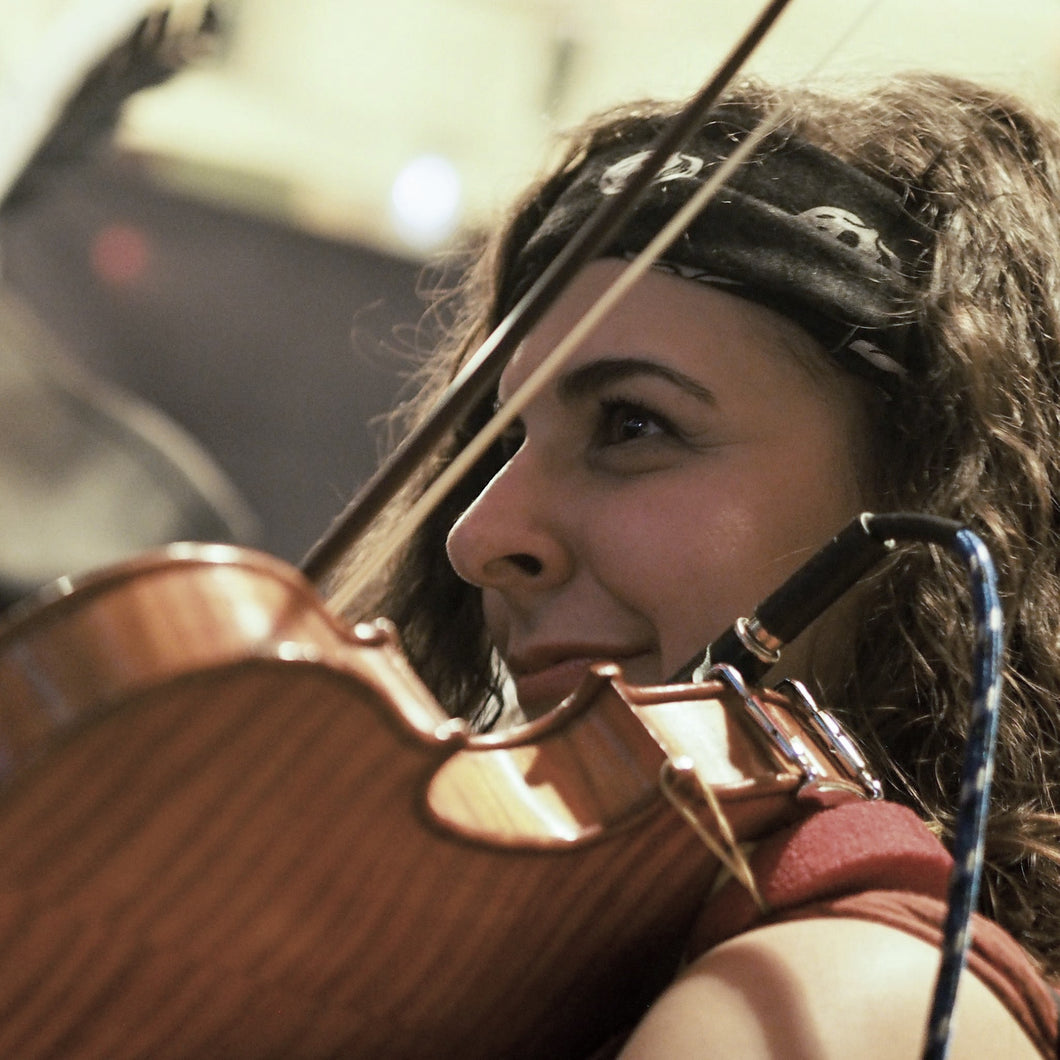 Maria Kowalski | Nashville For Hire | Strings
