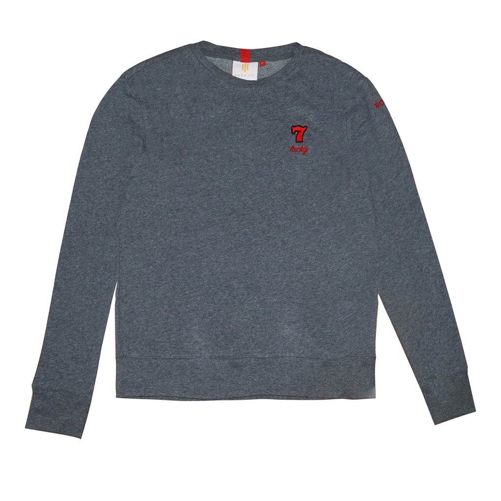 Men's Born Lucky No.7 Sweater