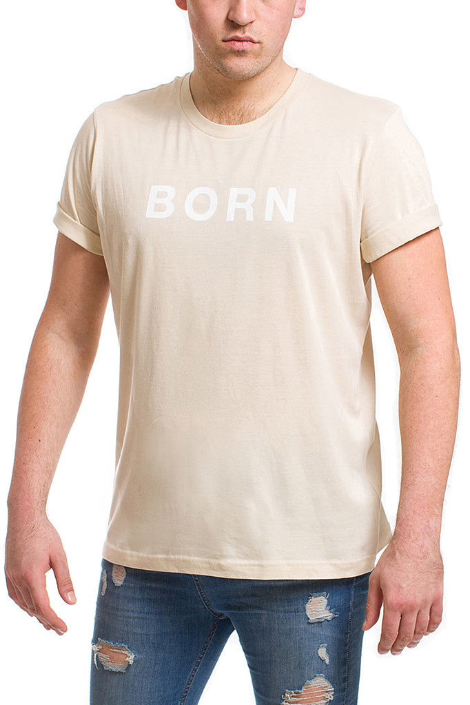 Men's Born Naked T-shirt