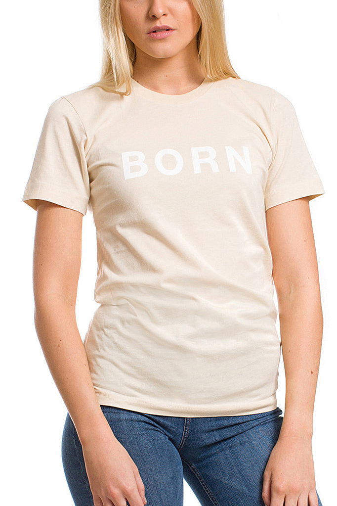 Women's Born Naked T-Shirt