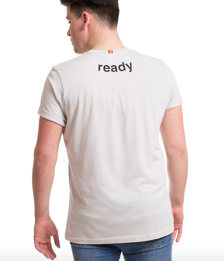 Men's Born Ready T-shirt - SOLD OUT