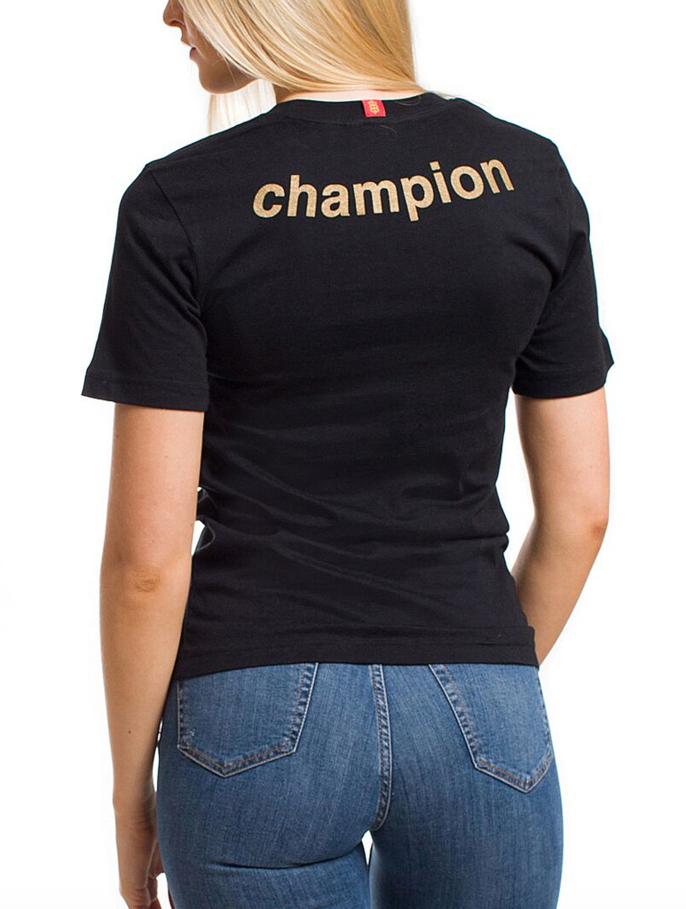 Women's Born Champion T-shirt