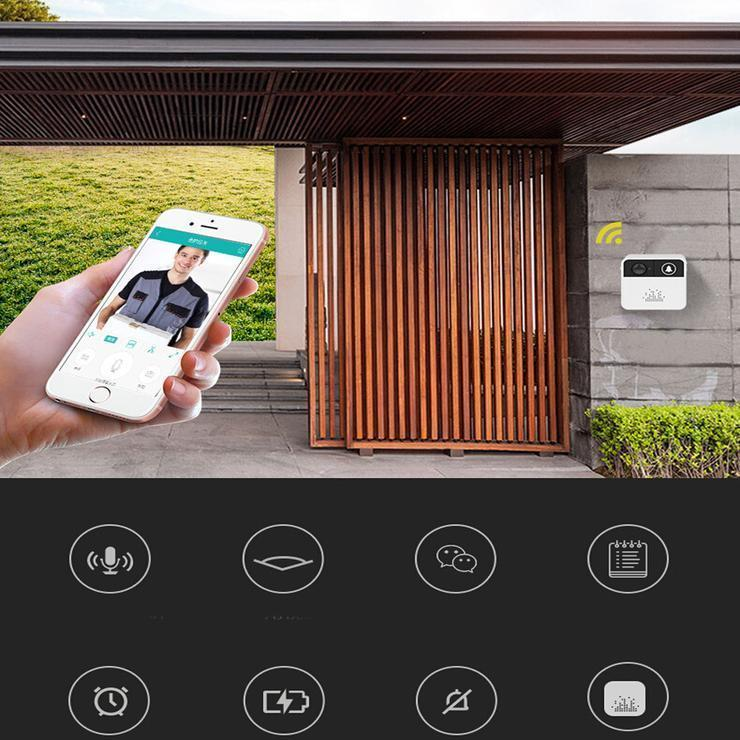 Pro Wireless Doorbell Camera