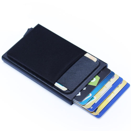 Luxury Sliding Wallet