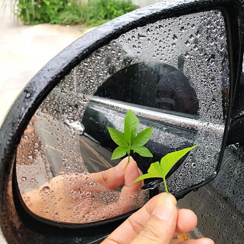 Waterproof Side Mirror Sticker