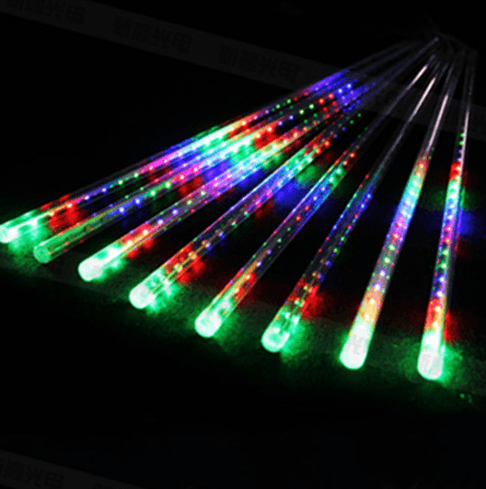 meteor shower christmas lights only 3699 free shipping loot route