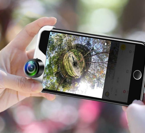 360 Camera Lens for iPhone