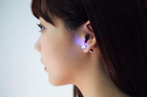 Accessories - LED Glowing Ear Studs