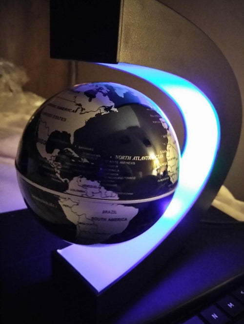 Gadgets - AirGlobe™ The Levitating Glow Globe