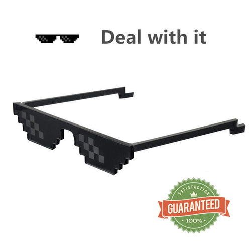 Deal With It™ - Thug Life Shades