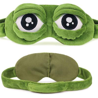 Frog Eyes - Funny Sleep Eye Mask
