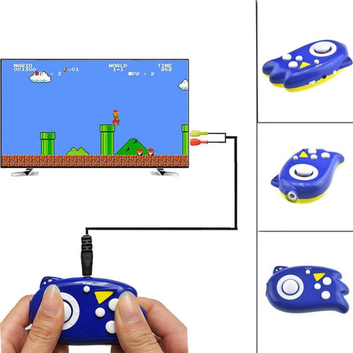 Mini Bit - 8Bit Mini Video Game Console