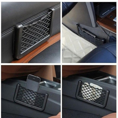 Car Net Phone Holder