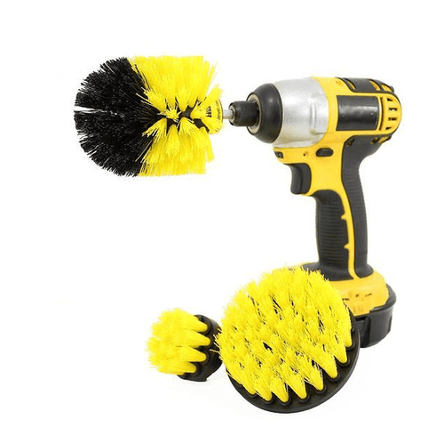 Power Scrubber Drill Attachment