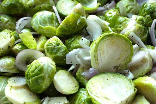 Brussels Sprouts by the lb