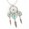 Grand Dreamcatcher Necklace